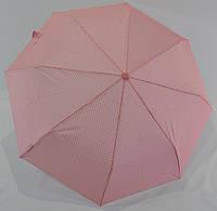 """Маленький зонт с облегченным каркасом в горошек от фирмы """"SL"""", фото 1"""