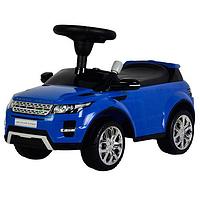 Толокар- каталка машинка , Bambi Z 348-4 Range Rover , синяя