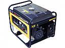 Бензиновый генератор на 3 кВт KAMA KGE4000X, фото 3