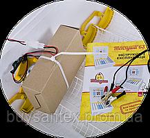 Автоматический инкубатор Теплуша 63 ИБА 12в тэн влагамер, фото 3