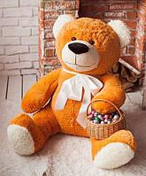 Харизматичный Медведь Тимоша 1,6 м рыжего цвета