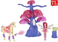 "Комплект  ""Мия и Я"" волшебное дерево + мини-кукла мия и единорог - Mia and Me magic tree"