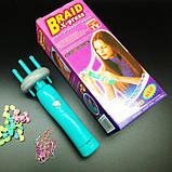 Машинка аппарат для плетения косичек Braid X-press, фото 3