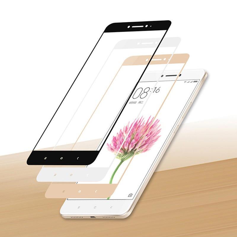 Защитное стекло Full Screen Xiaomi Redmi Note 4X Черное