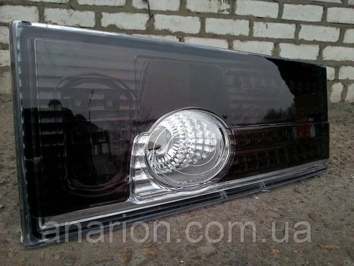 Тюнинг фонари на ВАЗ 2109  Освар-Хрустальный №3 (диодные)