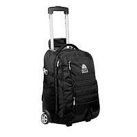 Сумка-рюкзак на колесах Granite Gear Haulsted Wheeled 33 Черная, Сиреневая, Коричневая, Серая