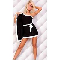РАСПРОДАЖА! Модное черное платье