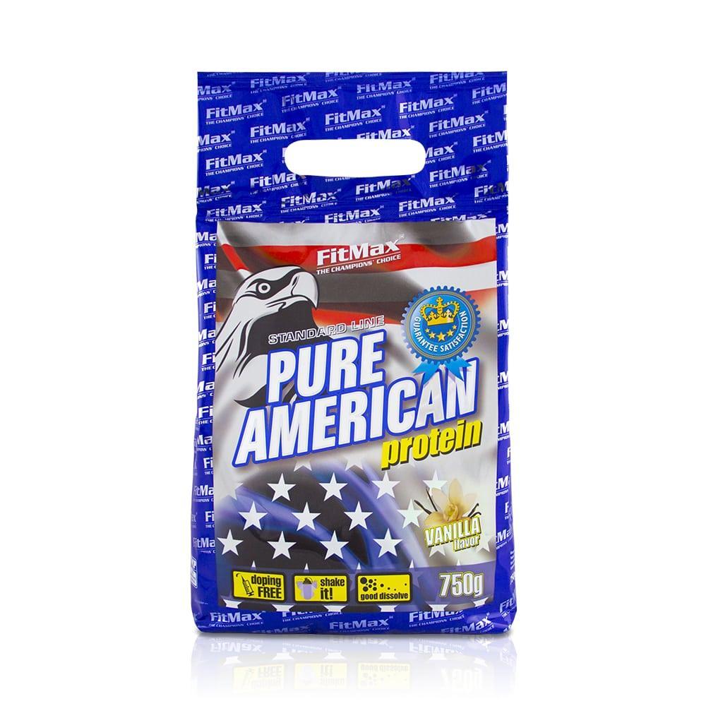 Протеин FitMax Pure American 750 g