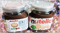 Рождественская Nutella Ferrero, 600 грамм