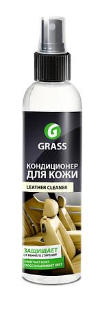 Очиститель-кондиционер кожи Grass «Leather Cleaner» 250 мл., фото 2