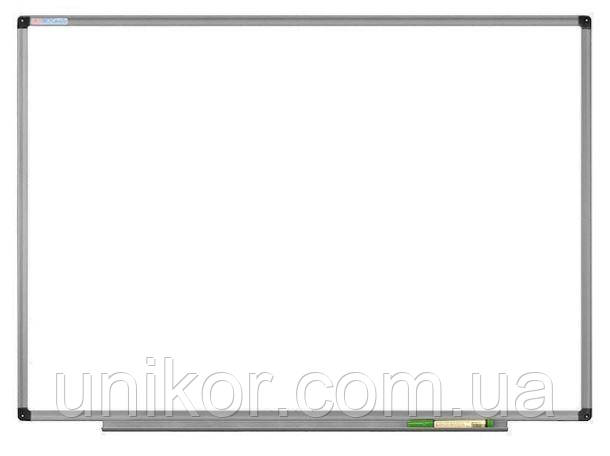 Доска магнитная сухостираемая, 120*200 см., алюминиевая рамка. UkrBoards