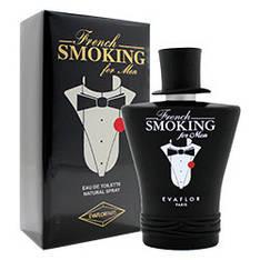 Evaflor - French Smoking EDT 100ml (туалетная вода) мужская