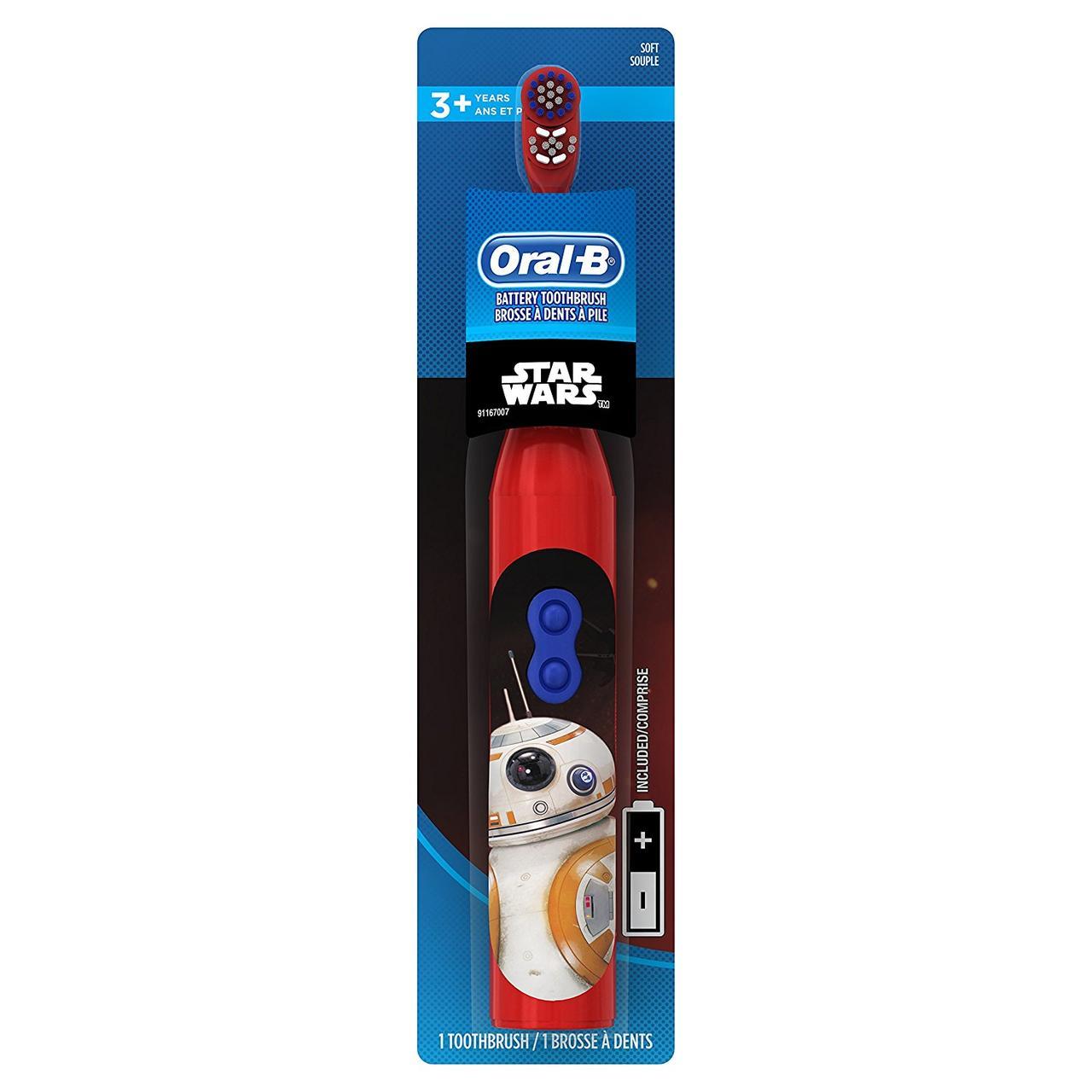 Електрична зубна щітка Oral-B Зоряні війни