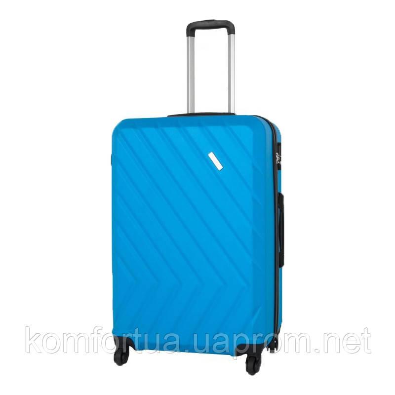 Чемодан на колесах Travelite Quick Blue L