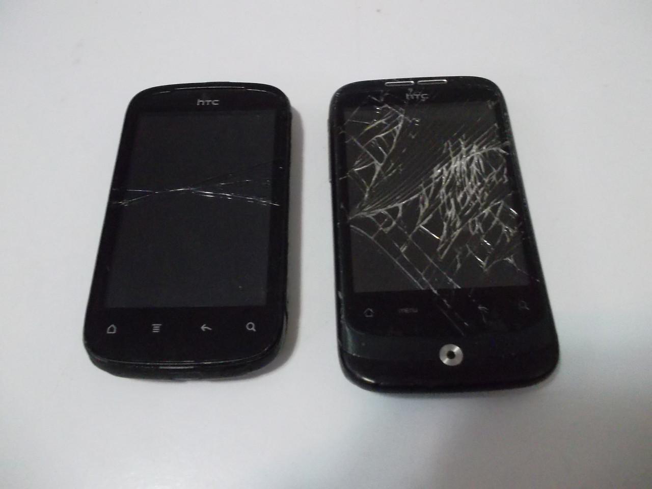 HTC desire A3333 и HTC Explorer №3640 на запчасти