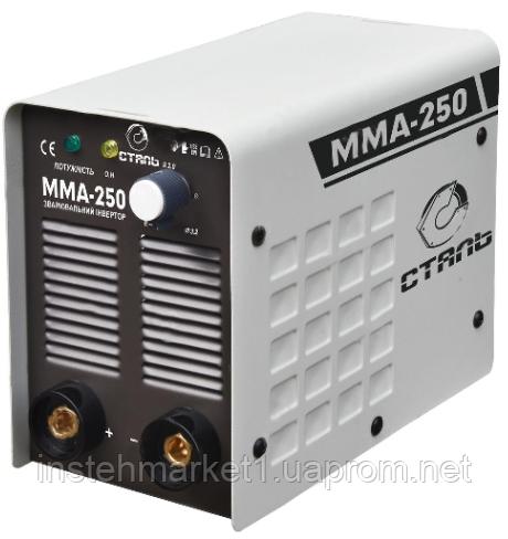 Сварочный инвертор Сталь ММА-250 (20-250A)