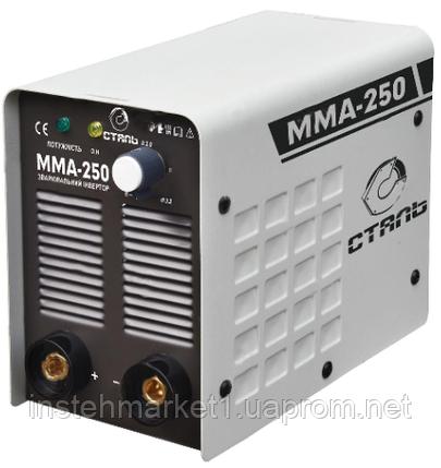 Сварочный инвертор Сталь ММА-250 (20-250A), фото 2