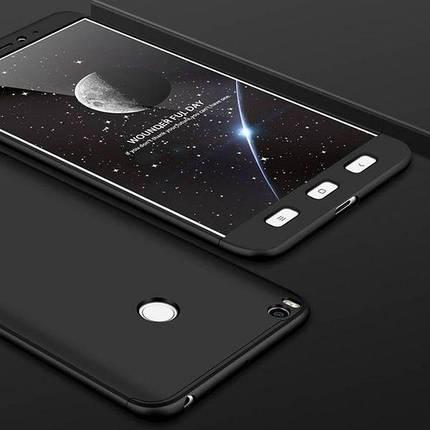 Чехол Full Cover 4D для Xiaomi Mi Max 2, фото 2