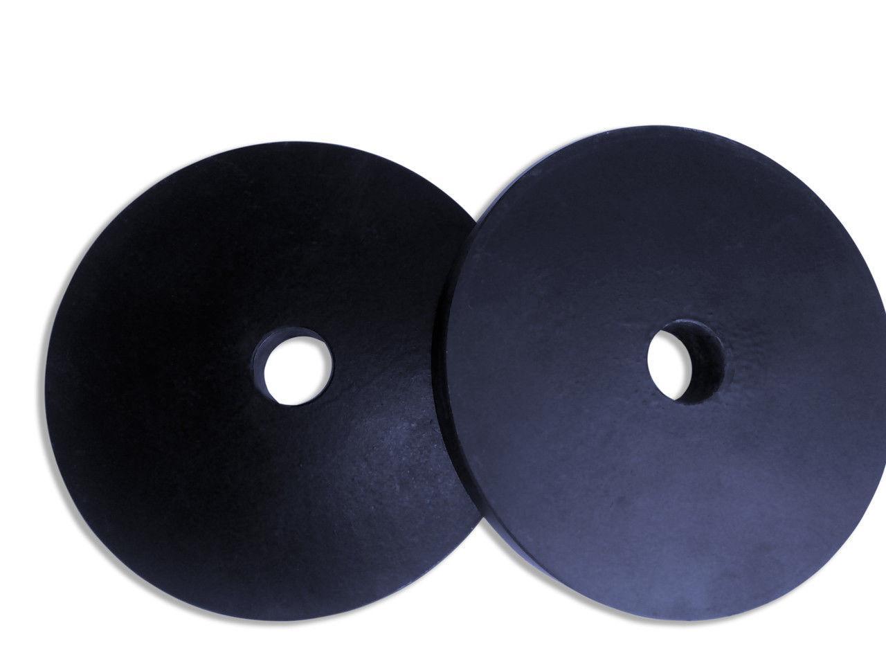 Блины металлические для штанги, гантели 1,25 кг диаметр любой