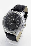Женские кварцевые наручные часы Fashion черные