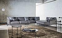 Итальянский модульный диван на высоких ножках KRIS фабрика Ditre Italia (Италия)