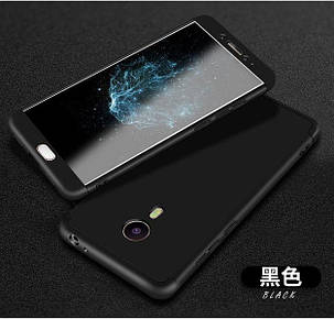 Чехол Full Cover 4D для Meizu M3 Note, фото 2