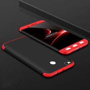 Чехол Full Cover 4D для Xiaomi Redmi 4X, фото 2