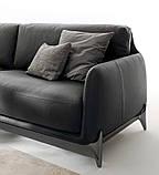 Итальянский модульный диван с тонкими подлокотниками ELLIOT фабрика Ditre Italia, фото 4