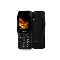 Кнопочный мобильный телефон на 2 сим карты Viaan V1820 чёрный