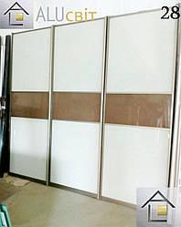 Фасады (двери) купе  лакобель