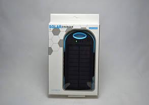 Портативный аккумулятор Solar Charge 40000 mAh повер банк , фото 3