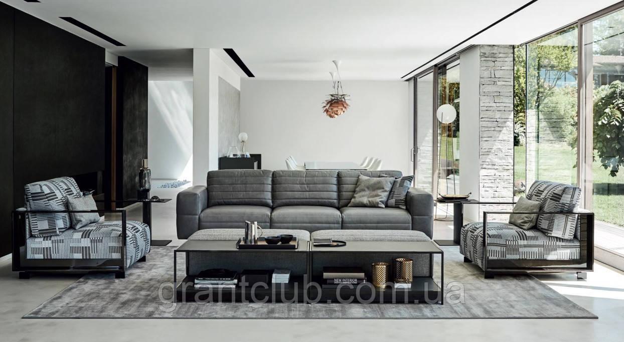 Модульный диван на металлических ножках BAG фабрика Ditre Italia (Италия)