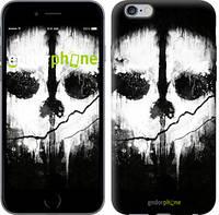 """Чехол на iPhone 6 Plus Call of Duty череп """"150c-48-6129"""""""