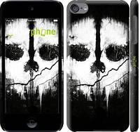 "Чехол на iPod Touch 6 Call of Duty череп ""150c-387-6129"""
