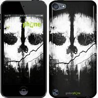 "Чехол на iPod Touch 5 Call of Duty череп ""150c-35-6129"""