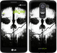 """Чехол на LG G2 mini D618 Call of Duty череп """"150u-304-6129"""""""