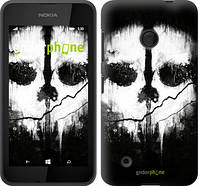 "Чехол на Nokia Lumia 530 Call of Duty череп ""150u-205-6129"""