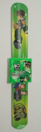 """Часы детские наручные электронные """"Бэн 10"""" (BEN 10, Ben 10, Бен 10) квадратные. Салатовые"""