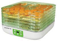 Сушилка для фруктов и овощей 350Вт Polaris PFD 1405D
