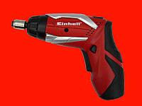 Аккумуляторная отвёртка Einhell TE-SD 3,6Li Kit