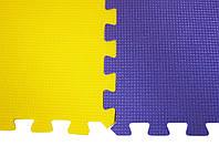 Напольное модульное покрытие для спортзалов и игровых комнат 0.5  кв.м. 2 шт. Newt