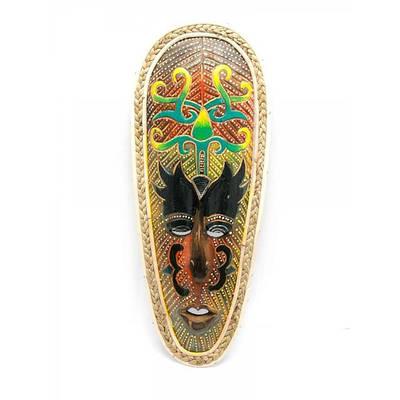 Коллекционные маски декоративные
