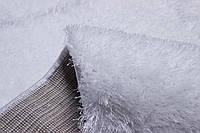 Ковер PUFFY-4B S001A 1.2x1.7, Прямоугольник, white