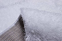 Ковер PUFFY-4B S001A 1.6x2.3, Прямоугольник, white