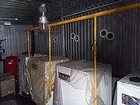 Крышные котельные  от 100кВт с гарячим водоснабжением