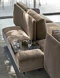 Итальянский модульный диван с тонкими подлокотниками ELLIOT фабрика Ditre Italia, фото 9