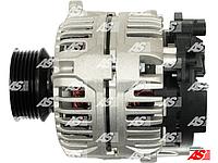 Генератор (новый) для Volkswagen (VW) Transporter 2.5 TDi. 90 Ампер. Фольксваген Т4 2,5 тди, тді.