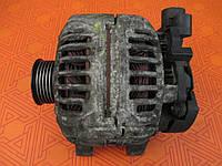 Генератор б/у для Citroen Jumpy 1.9 d, 1.9 TD. Bosch, Valeo на Ситроен Джампи 1,9 Турбо дизель..
