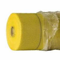 Сетка штукатурная Master 160 желтая (50 м.)