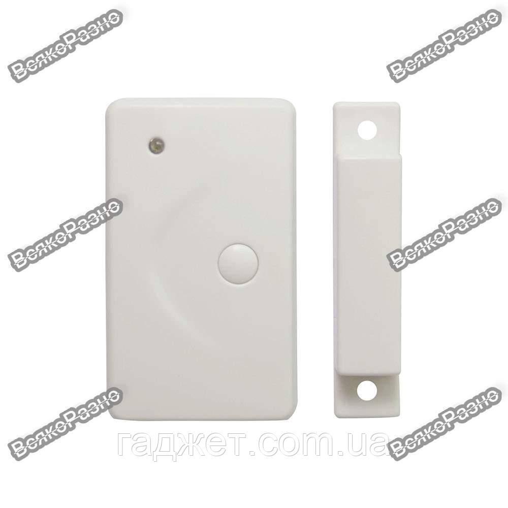 Беспроводной датчик открытия двери/окна 433 Мгц для GSM сигнализации